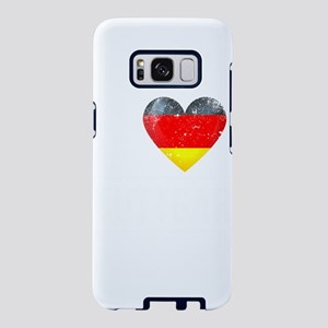 I Love Stuttgart Samsung Galaxy S8 Case