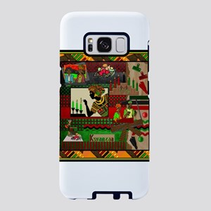 Christina_Kwanzaa_preview-1 Samsung Galaxy S8 Case