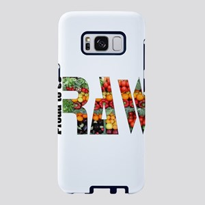 proud to be raw II Samsung Galaxy S8 Case