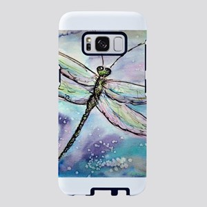 Dragonfly! Nature art! Samsung Galaxy S8 Case