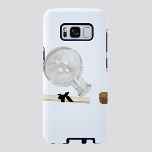 MessageFromBottle092609 Samsung Galaxy S8 Case