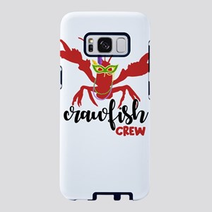 Crawfish Crew Samsung Galaxy S8 Case