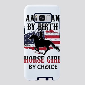 American By Birth Horse Girl By Choice Samsung Gal