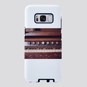 Old Piano Samsung Galaxy S8 Case