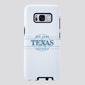 Texas Samsung Galaxy S8 Case
