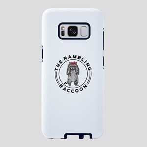 The Rambling Raccoon Swag Samsung Galaxy S8 Case