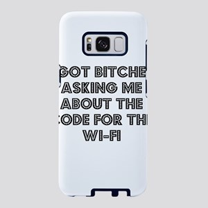 Wifi Samsung Galaxy S8 Case