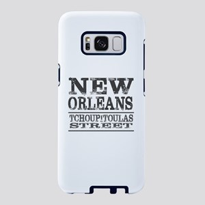 New Orleans Tchoupitoulas S Samsung Galaxy S8 Case