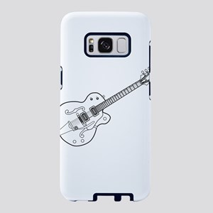 Country and Western Guitar Samsung Galaxy S8 Case