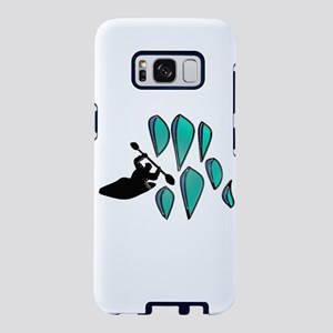 SEARCHING FOR SPOTS Samsung Galaxy S8 Case
