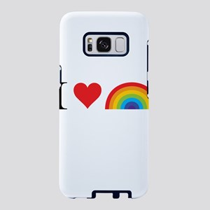 I Love Lgbt Samsung Galaxy S8 Case