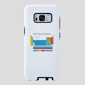 Periodic Table Of Elements Samsung Galaxy S8 Case
