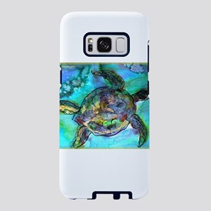 Sea Turtle, Wildlife art! Samsung Galaxy S8 Case