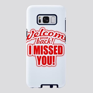 back again! Samsung Galaxy S8 Case