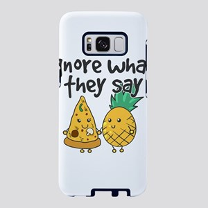 Ignore What They Say - Cute Samsung Galaxy S8 Case