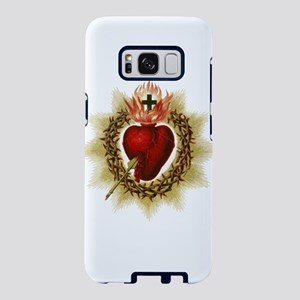 Sacred Heart Samsung Galaxy S8 Case