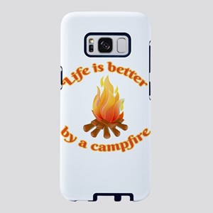 Life Is Better By A Campfir Samsung Galaxy S8 Case