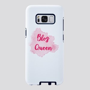 Blog Queen Pink Samsung Galaxy S8 Case