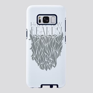 Happy New Beards 2014 Samsung Galaxy S8 Case