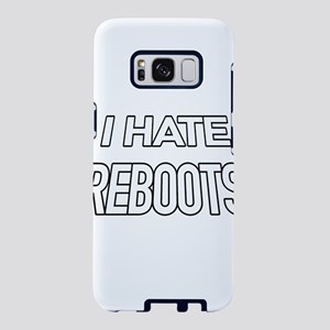 I hate reboots Kick-Ass sty Samsung Galaxy S8 Case