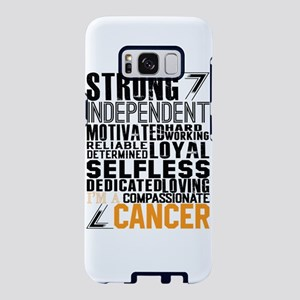 Strong Independent Motivated Cancer Samsung Galaxy