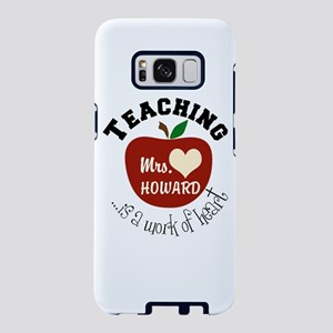 Personalize teaching: work of heart Samsung Galaxy