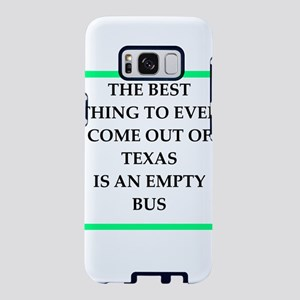 I hate this state Samsung Galaxy S8 Case