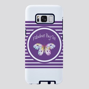 Fabulous Big Sis Butterfly Samsung Galaxy S8 Case