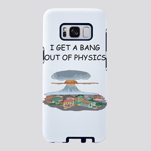 physics gifts Samsung Galaxy S8 Case