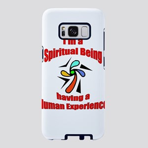 spiritual-being Samsung Galaxy S8 Case