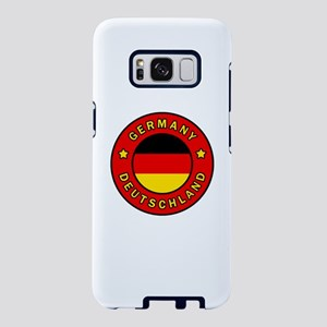 Germany Deutschland Samsung Galaxy S8 Case