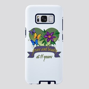 11th Birthday Beauty Samsung Galaxy S8 Case