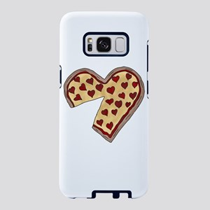 Piece of My Heart Pizza Mat Samsung Galaxy S8 Case