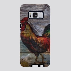rustic farmhouse country ro Samsung Galaxy S8 Case