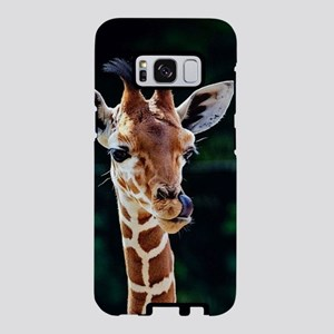 Sweet young Giraffe Samsung Galaxy S8 Case