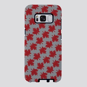 Canadian Maple Pattern Samsung Galaxy S8 Case