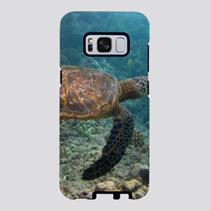 SEA TURTLE 3 Samsung Galaxy S8 Case