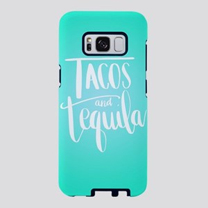 Tacos and Tequila Samsung Galaxy S8 Case