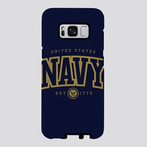 United States Navy Athletic Samsung Galaxy S8 Case