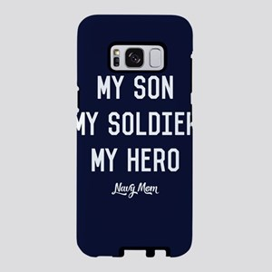 U.S. Navy My Son My Soldier Samsung Galaxy S8 Case