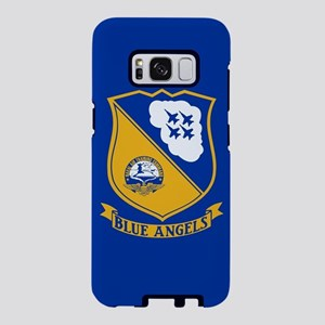 U.S. Navy Blue Angels Crest Samsung Galaxy S8 Case