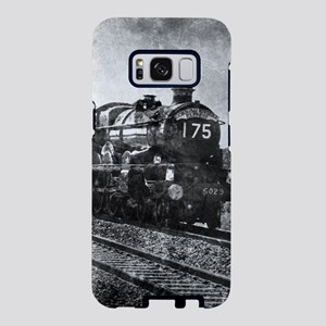rustic vintage steam train Samsung Galaxy S8 Case