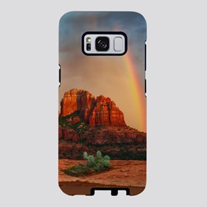 Rainbow In Grand Canyon Samsung Galaxy S8 Case
