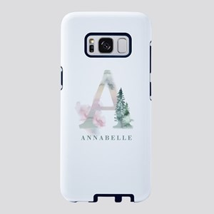 Enchanted Monogram A Samsung Galaxy S8 Case