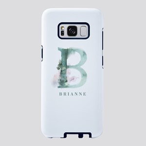 Enchanted Monogram B Samsung Galaxy S8 Case