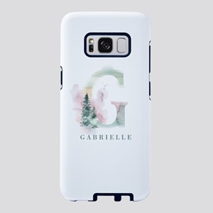 Enchanted Monogram G Samsung Galaxy S8 Case