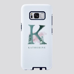 Enchanted Monogram K Samsung Galaxy S8 Case