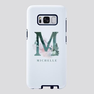 Enchanted Monogram M Samsung Galaxy S8 Case