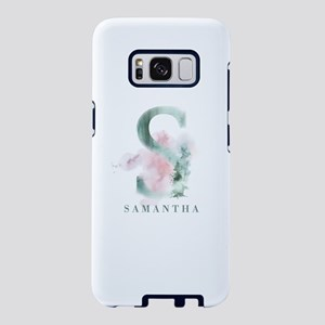 Enchanted Monogram S Samsung Galaxy S8 Case