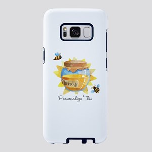 Bees and Honey Jar Samsung Galaxy S8 Case